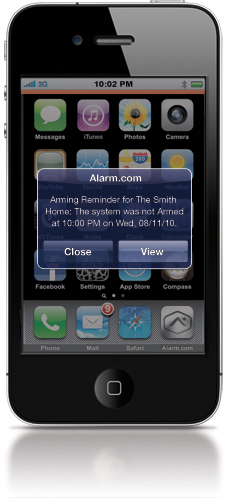 Alarm Security Phone
