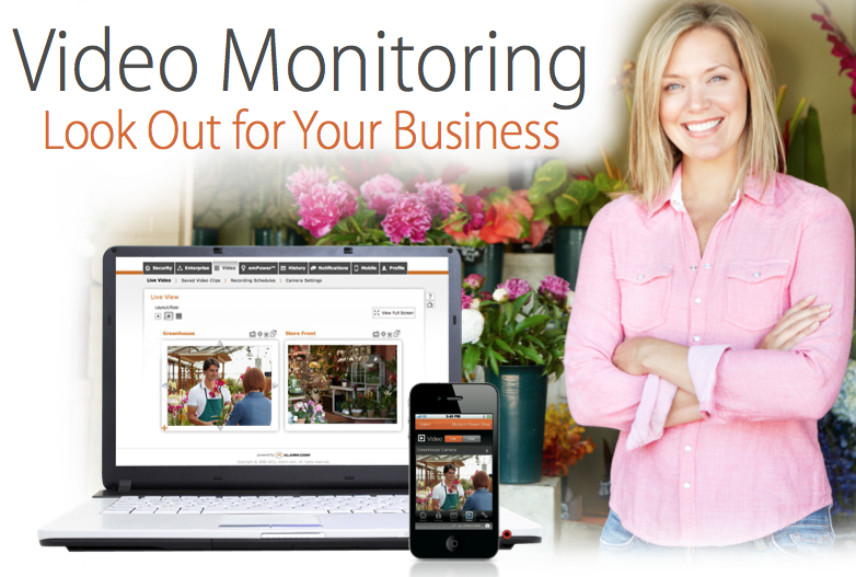 Video Monitoring Security Service